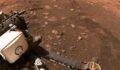 Mars'ta ilk test sürüşünü gerçekleştirdi