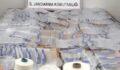 Kaçak maske imalathanesine operasyon