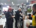 Şanlıurfa'da vatandaşlara ücretsiz maske