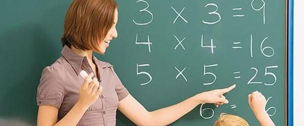 Öğretmenler matematiği geçemedi