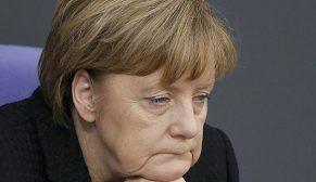 Merkel'den Türkiye'ye Küstah Çıkış!