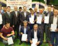 Demirkol, inşaat işçilerini mesleki eğitimle sertifikalandırdı