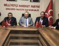 MHP Haliliye ilçe başkanından cumhur ittifakı açıklaması