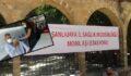 Şanlıurfa'da aşı vatandaşın ayağına geldi
