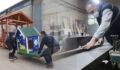 Büyükşehir kent mobilyalarını kendisi üretiyor