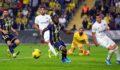 5 Gol, 2 kırmızı kart, 3 puan Fenerbahçe'nin