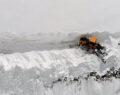 Kar kalınlığının 6 metreyi buldu
