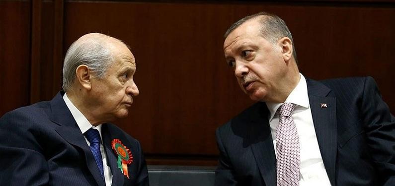 Cumhur İttifakı'ndan Erdoğan'ın adaylığı için YSK'ya başvuru