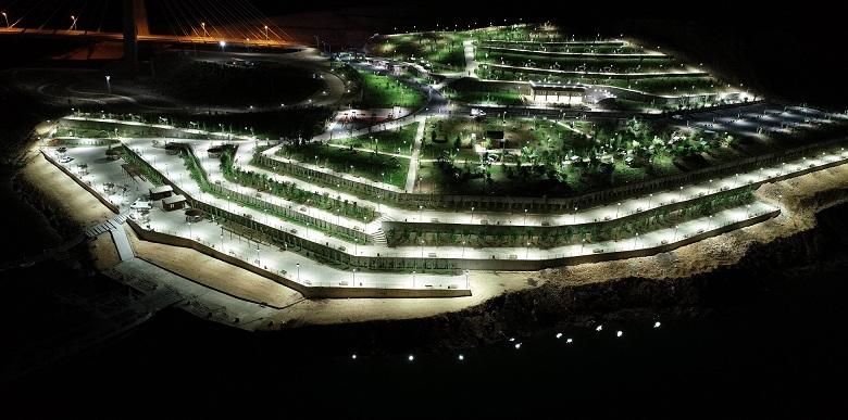 ''Mesire alanları ve Yeşil'e önem verdik''