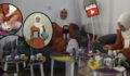 Bir çocuk annesi Nurefşan, atık malzemeleri sanata dönüştürüyor