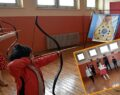 Şanlıurfa'da çocuklar ata sporu okçuluğu öğreniyor