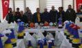 Haliliye Belediyesinden, okullara spor malzemesi desteği