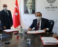 Şanlıurfa'da okul onarımı için protokol imzalandı
