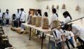 Urfa'da öğrenciler okulda mantar yetiştiriyor