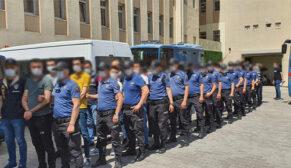 Dev operasyon: 68 gözaltı