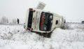 Otobüs kazası: 19 yaralı