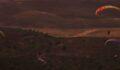 Şanlıurfa'da 11 yamaç paraşüt sporcusu uçuş gerçekleştirdi
