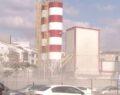 Çimento santralinde patlama