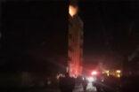 Suruç'taki patlama anı kamerada