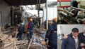 Fabrikada buhar kazanı patladı: 1 ölü, 6 yaralı