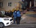 Bir binanın bodrum katında patlama: 1'i ağır 2 yaralı