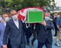 Patlamada hayatını kaybeden 2 işçi son yolculuklarına uğurlandı