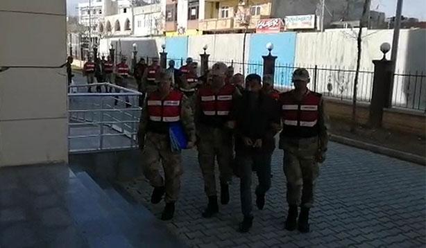 Şanlıurfa'da petrol hırsızları tutuklandı