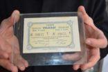85 Yıllık milli piyango biletinin  ilginç hikayesi