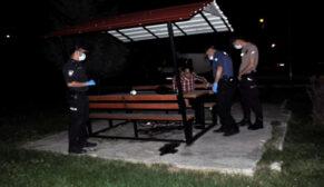 Cinayet ihbarı polisi alarma geçirdi