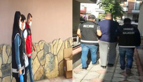 74 polise gözaltı kararı