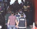 FETÖ şüphelisi 21 polis adliyeye çıkarıldı