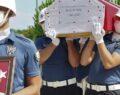 Kansere yenik düşen polis için tören düzenlendi