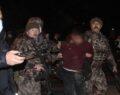 Polisi vuran şahıs PÖH'ün operasyonu ile yakalandı
