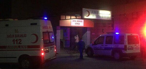 Uyuşturucu operasyonunda polise saldırı