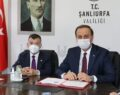 Harran Üniversitesi ile Milli Eğitim Müdürlüğü protokol imzaladı