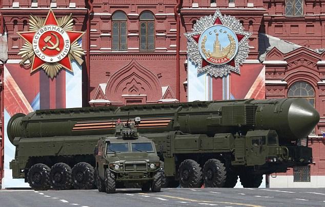 Rusya'nın 'sonsuz menzilli füze'si için tarih verildi
