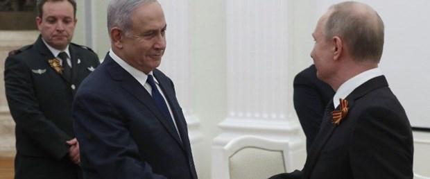 """""""İsrail ve Rusya Suriye sınırı için anlaştı"""" iddiası"""