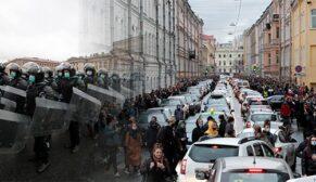 Navalny protestolarında gözaltı sayısı bini aştı