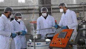 Hibe desteğiyle süt ürünleri tesisi kurdu