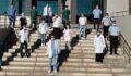 660 sağlık çalışanı koronaya yakalandı, 7'si hayatını kaybetti