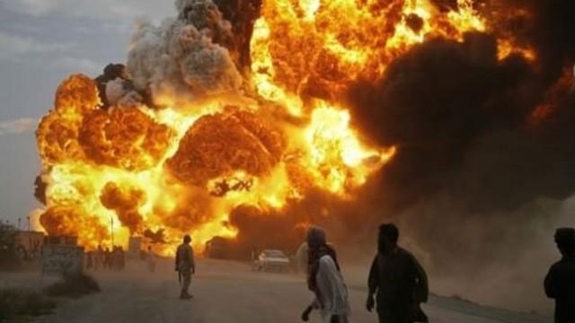 Mardin Midyat Emniyet Müdürlüğü'ne Bombalı Saldırı