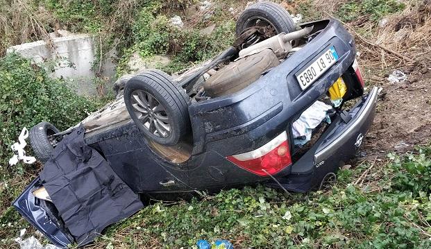 Kaza geliyorum dedi: 2 ölü, 2 yaralı