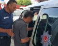 Bayram namazı sonrası silahla ateş açınca gözaltına alındı