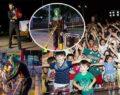 Açık hava etkinliklerinde 3 bin kişi sanatla buluştu