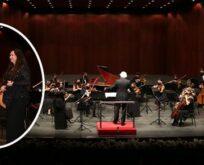 Senfoni orkestrası sihirli fülüt konseri ile sezonu açtı
