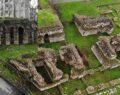 14 yüzyıllık saray gün yüzüne çıkarılıyor
