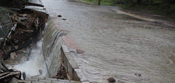 Sel felaketinden ilk can kaybı
