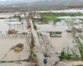 35 bin dönüm arazi sular altında