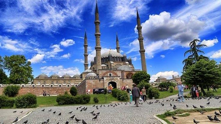 Selimiye Camii'nde 36 Yıl Sonra Bir İlk