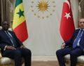 Cumhurbaşkanı Erdoğan, Senegal Cumhurbaşkanı ile bir araya geldi
